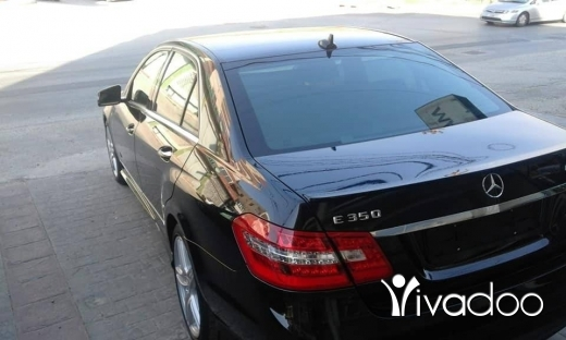 Mercedes-Benz in Zgharta - For sale e 350 2013 super khar2a nadafii ajnabiyeh