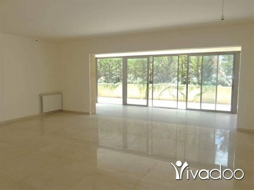Apartments in Baabda - L06415-Spacious Apartment for Sale in Brasilia with 60 sqm Terrace