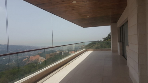 Apartments in Baabda - Duplex For Sale with Panoramic View in Yarze