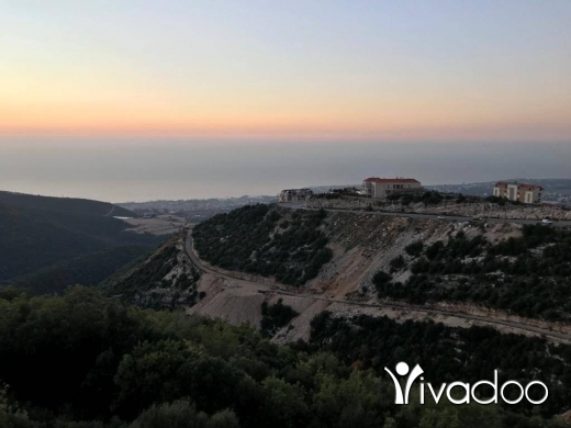 Apartments in Braij - L06351 New Apartment for Sale In Braij Jbeil with Open View