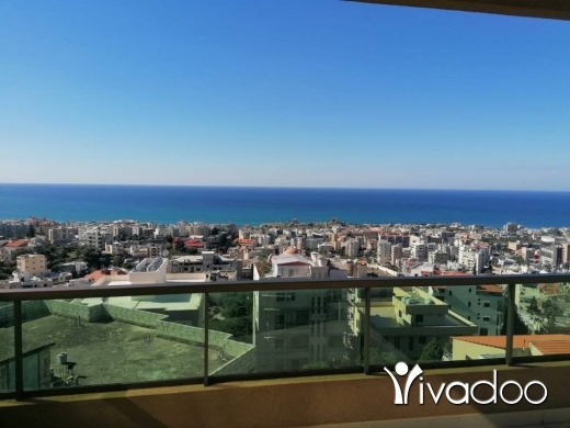 Apartments in Jbeil - L06328 Apartment for Rent in Jbeil with Panoramic View