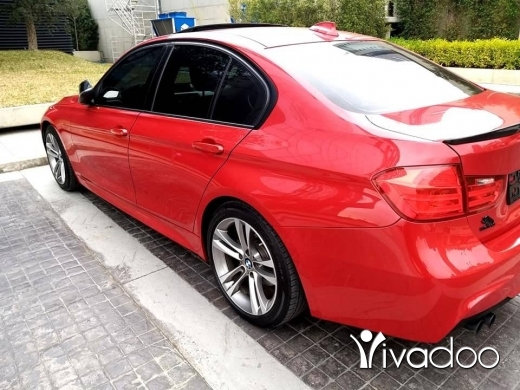BMW in Beirut City - 2013 BMW 328i F30 M-performance PKG