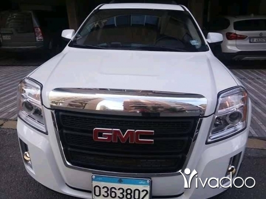 CMC in Beirut City - GMC terrain model 2011