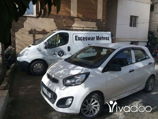 Renault in Beirut City - Rino trafik 2007 6500$$ + Kia bikanto 2014 6509$