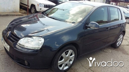 Volkswagen in Sad el-Baouchrieh - Golf GL, 1,6 V, model 2006 - 1$ = 2000 L.L