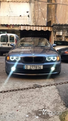 BMW in Beirut City - Bmw e46 new boy kashef