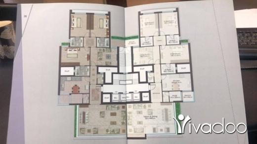 Apartments in Verdun - A new 250 m2 apartment for sale in Verdun