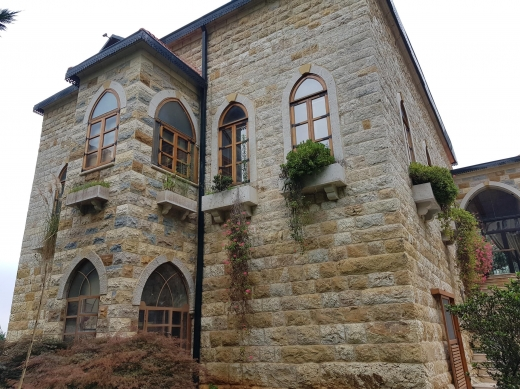 Villas in Dlebta - Furnished Old Lebanese House for Sale in Dlebta