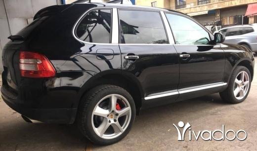 Porsche in Beirut City - Porsche cayenne S V8 2004(cash)