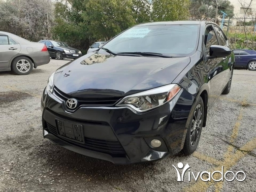 Toyota in Beirut City - Toyota corolla 2014 90000 miles