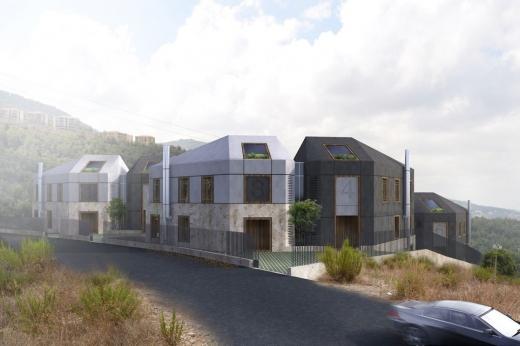 Villas in Kornet Chehwane - Villa (Under Construction) for Sale in Kornet Chehwan