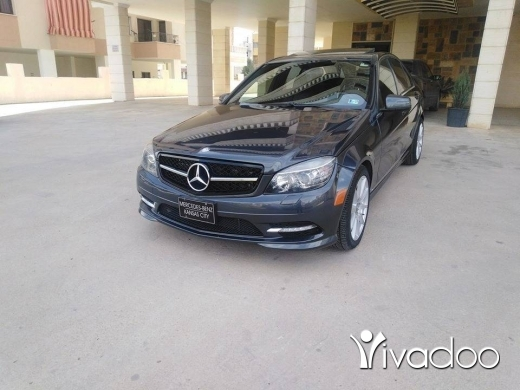 Mercedes-Benz in Zahleh - MERCEDES BENZ C300 2011