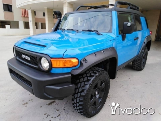 تويوتا في شتورة - toyota FJ cruiser 2007 super clean