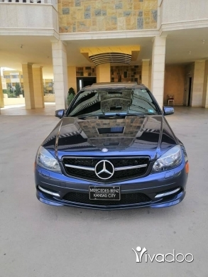 Mercedes-Benz in Chtaura - mercedes C300 2011 look AMG super clean