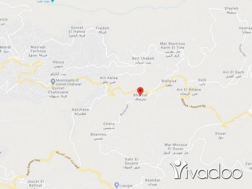 Land in Bhorsaf - A 1270 m2 land for sale in Bhorsaf