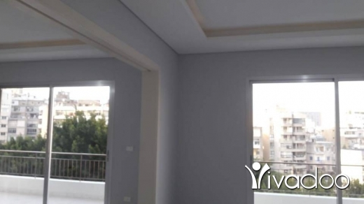Apartments in Beirut City - A spacious 3 bedrooms apartment for rent in Achrafieh, Chahrouri