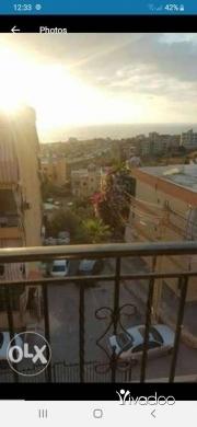 Apartments in Jiyeh - شقه للايجار منطقة الجيه 03198690