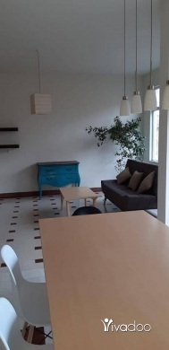 Apartments in Beirut City - A semi furnished 2 bedrooms apartment in Achrafieh