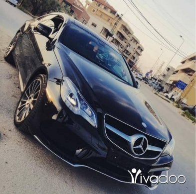 Mercedes-Benz in Beirut City - Mercedes Benz e350 2010 look 2015