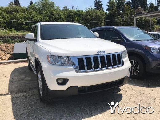 Jeep in Beirut City - 2012 Jeep Grand Cherokee