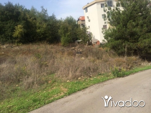Land in Hbous - Land for sale in Hbous-Cornet Chehwan.
