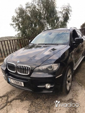 BMW in Beirut City - X6 2009 full option