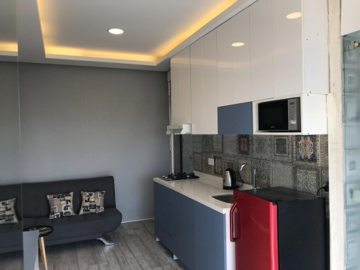 Apartments in Dbayeh - Studio furnished in Dbayeh 9th floor near LeMall