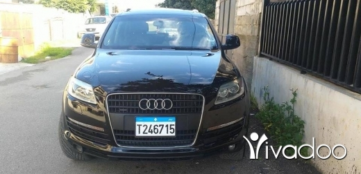 Audi in Beirut City - For sale 2007 panoramic jeep ndid