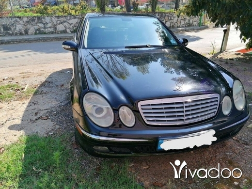 Mercedes-Benz in Nabatyeh - Mercedes E350 2006 Black/Black