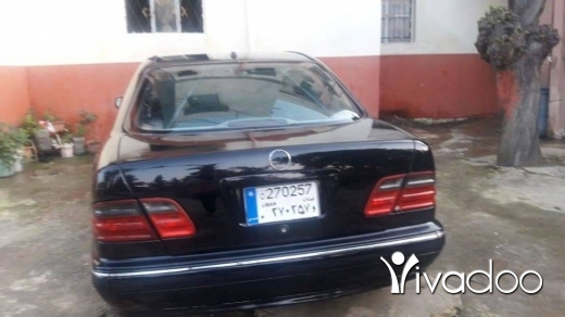 Mercedes-Benz in Tripoli - ام عيون ٣٢٠ مودال ٢٠٠١ خارقه مسجله مدفوع ٢٠١٧ التواصل ٠٣٠٣٥٣٩٦
