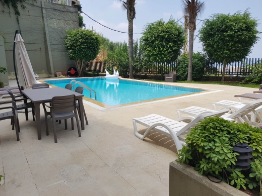 Apartments in Mtaileb - Apartment with Terrace for Sale in Mtayleb