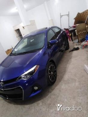 Toyota in Beirut City - Toyota Corolla S 2014
