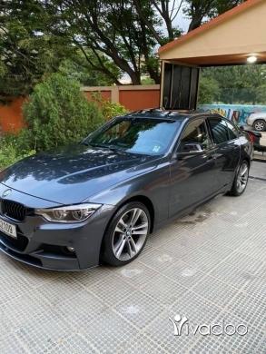 BMW in Tripoli - F30 Model 2013 look 2018