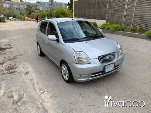 Kia in Tripoli - Picanto 2005 $=1500