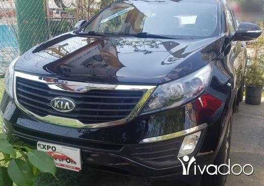 Kia in Beirut City - Kia sportage AWD 2012