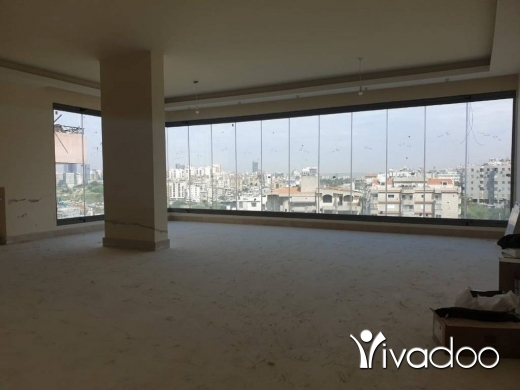 Apartments in Hazmieh - L06492 -  3-Bedroom Apartment for Sale in Hazmieh with Unblockable View