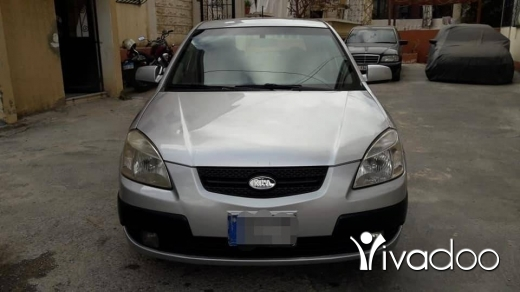 Kia in Dbayeh - Kia Rio 2006 in excellent condition