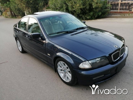BMW in Tripoli - 328 i mod 2000 phone 76 50 54 52