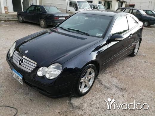 Mercedes-Benz in Zgharta - C 230 compact mod 2002