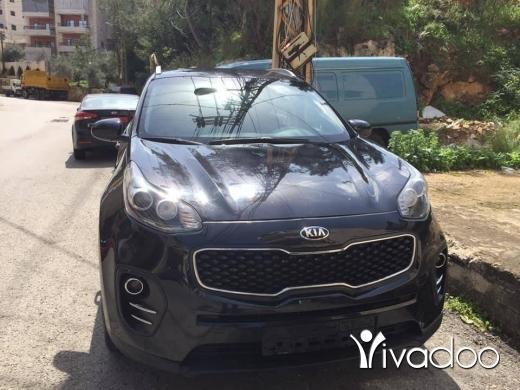 Kia in Beirut City - Kia Sportage model 2017