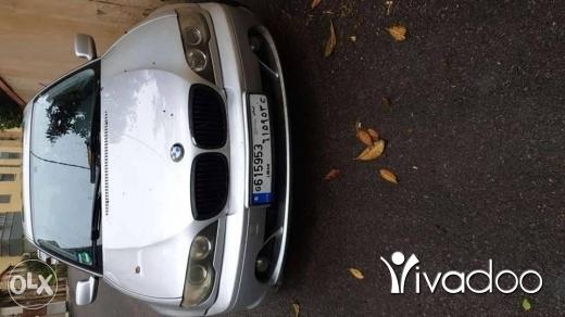 BMW in Beirut City - Newboy 2005 318ci