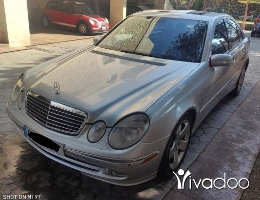 Mercedes-Benz in Beirut City - مرسيدس E320 موديل ٢٠٠٣