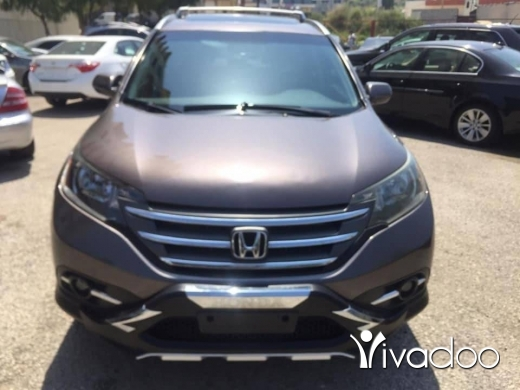 Honda in Tripoli -  Honda CRV mod 2012