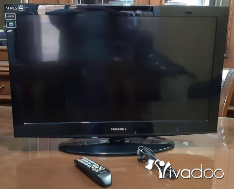 TV, DVD, Blu-Ray & Videos in Tripoli - TV Samsung 32 inch used only tow months with all accessories 200$