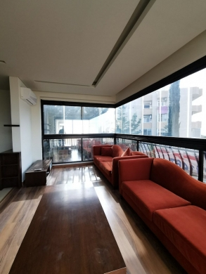 Apartments in Awkar - Semi-Furnished Apartment for Rent in Aoukar