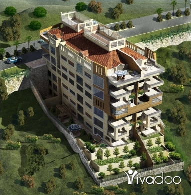 Apartments in Baabda - L05447 - 3-Bedroom Apartment for Sale in Baabda
