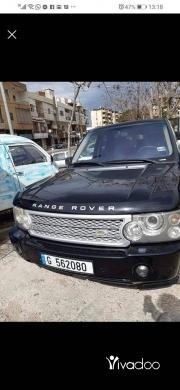 Rover in Beirut City - Range rover vogue 2004 look 2009