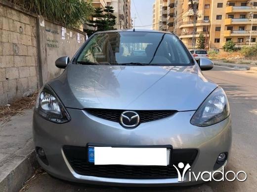 Mazda in Tripoli - مازدا 2
