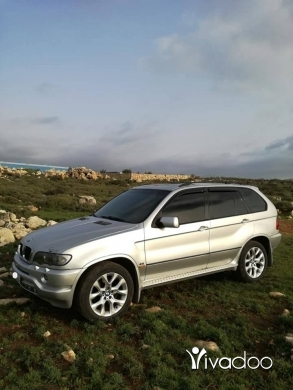 BMW in Nabatyeh - X5 2002 v8 4.4