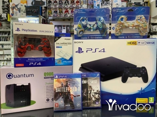 Video Games & Consoles in Beirut City - Playstation 4 500GB Offer!
